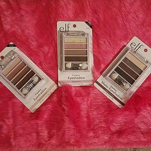 E.L.F Flawless Eyeshadow Palettes